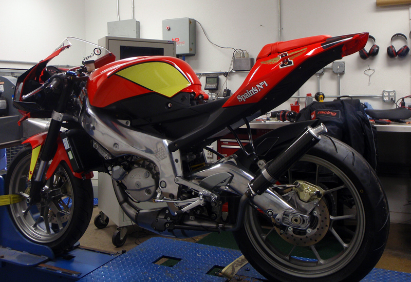 tuning the 09 spec rs125 to the hilt street or track. Black Bedroom Furniture Sets. Home Design Ideas