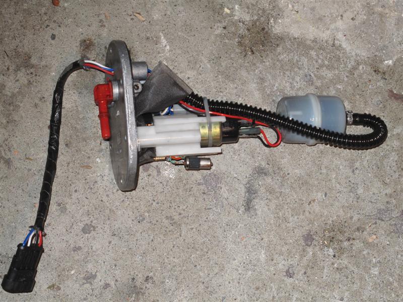 Filtro de gasolina mulhcen 659 Attachment