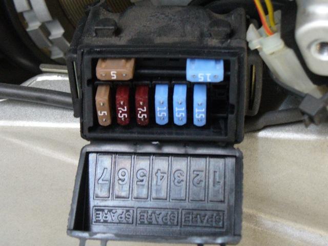 [DIAGRAM_38IS]  2008 RXV450 fuses | Aprilia Sxv Fuse Box |  | Aprilia Forum