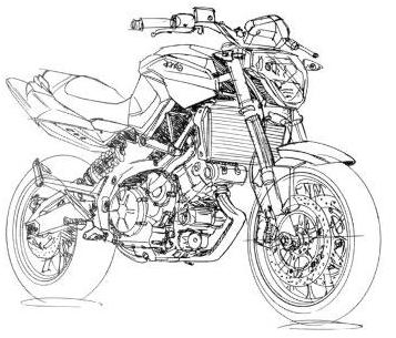 Falco Sketch
