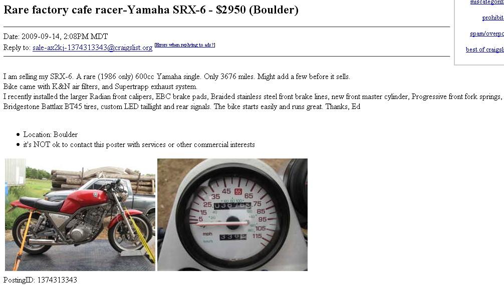 Craigslist/eBay Bikes of note! - Page 36