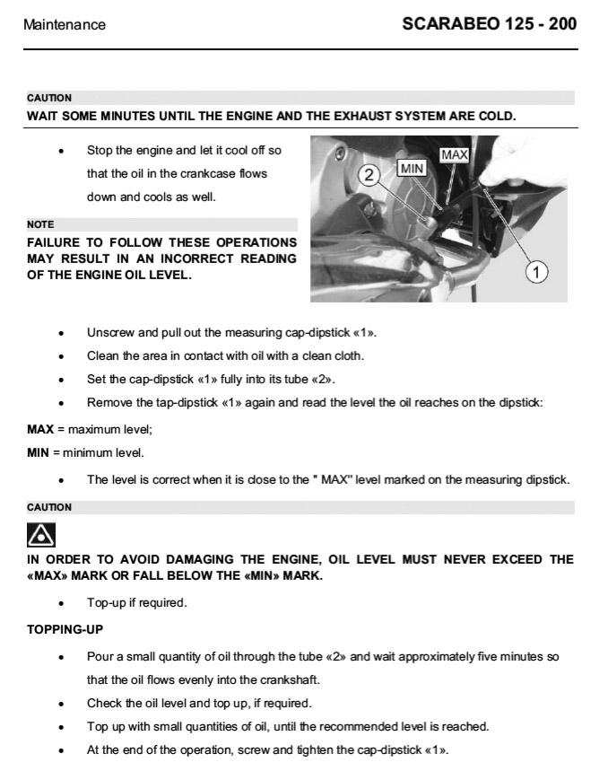 Service Manual Troy-bilt