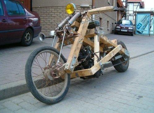 Diy Motorcycle