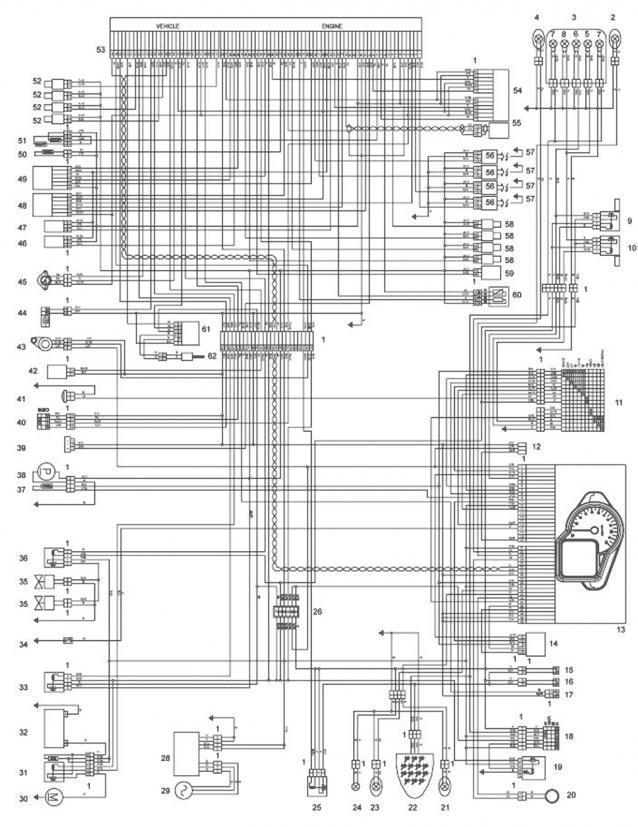 rsv4 wiring diagram