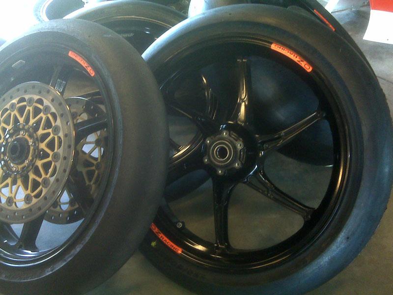 Oz Piega Forged Aluminum Wheel