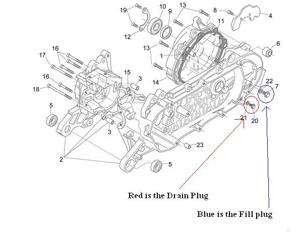 aprilia engine schematics