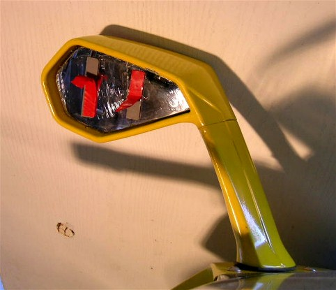 How To Cut Convex Futura Mirrors To Replace Broken Ones