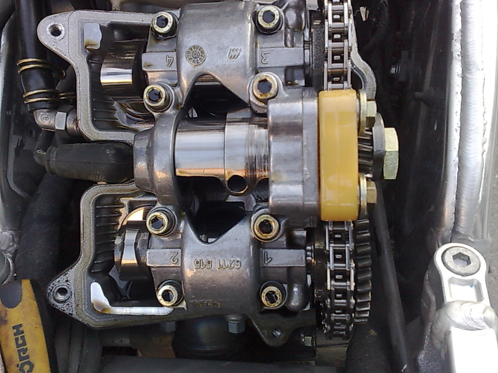 Need info on cam chain tensioners