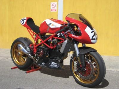 Radical Ducati's