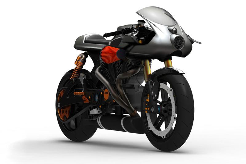 bott power xr-1 'cafe racer'