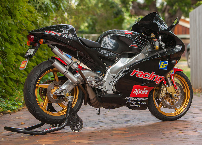 for sale in oz my aprilia rs250. Black Bedroom Furniture Sets. Home Design Ideas