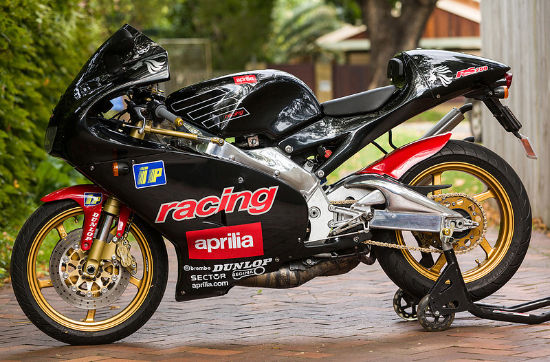 for sale in oz my aprilia rs250 part two. Black Bedroom Furniture Sets. Home Design Ideas