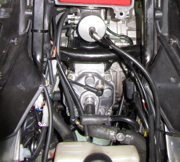 aprilia rs 125 fuel line diagram aprilia rs 125 project 2000 plate #10