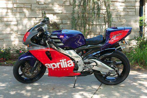 1994 Aprilia Rs250 Aprilia Rs250  471 Loris Reggiani Edition Factory Street Version