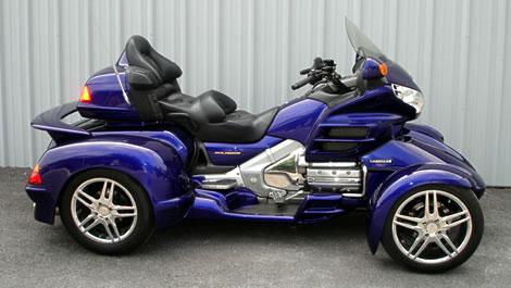 Honda Gold Wing Trike Front Wheel