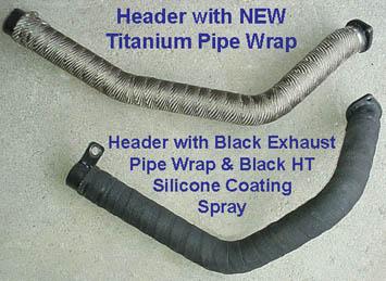 silmotor stainless or arrow titanium