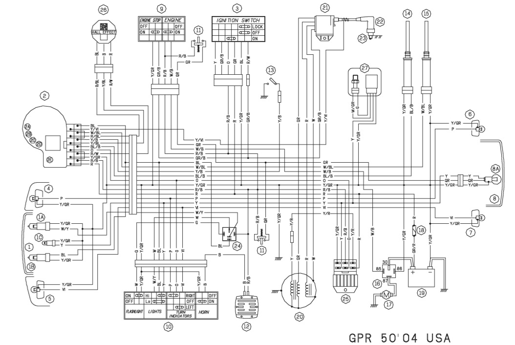50 Wiring Diagram Amp Wiring Diagram Wiring Diagram And Hernes Bmw K