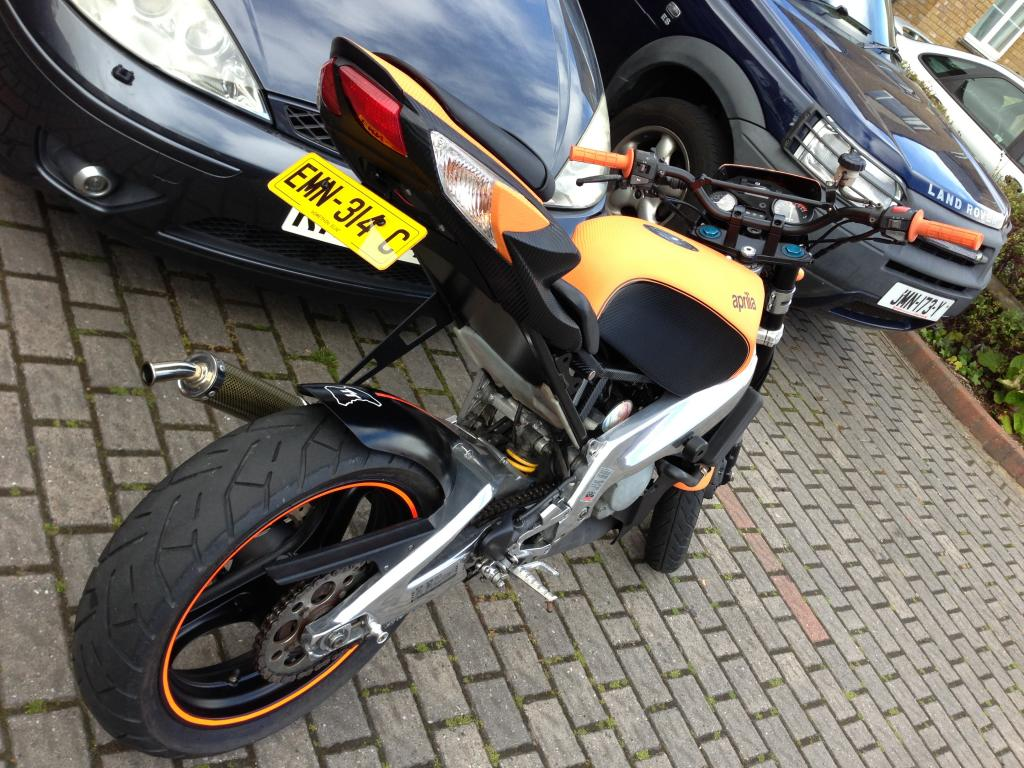 My RS125 Streetfighter    #Pic heavy!