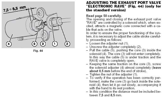 powervalve adjustment