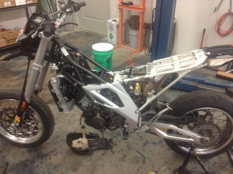 Aprilia Sxv 5 5 Complete Teardown And Engine Rebuild