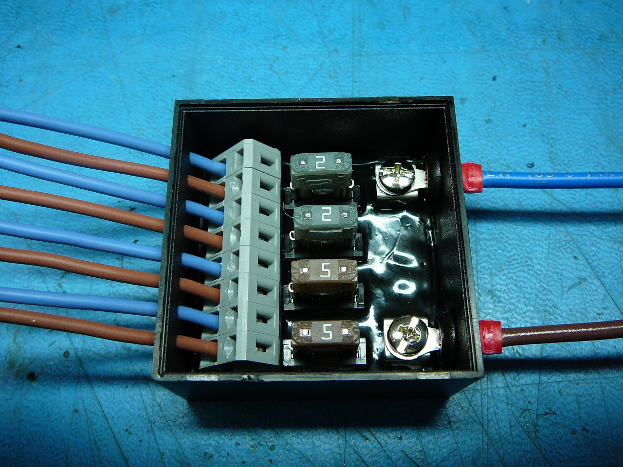 Power Distribution Block Bmw Fuse Box