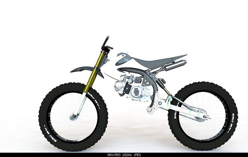 My Prototype Motorcycle......FX bikes beware - Page 19