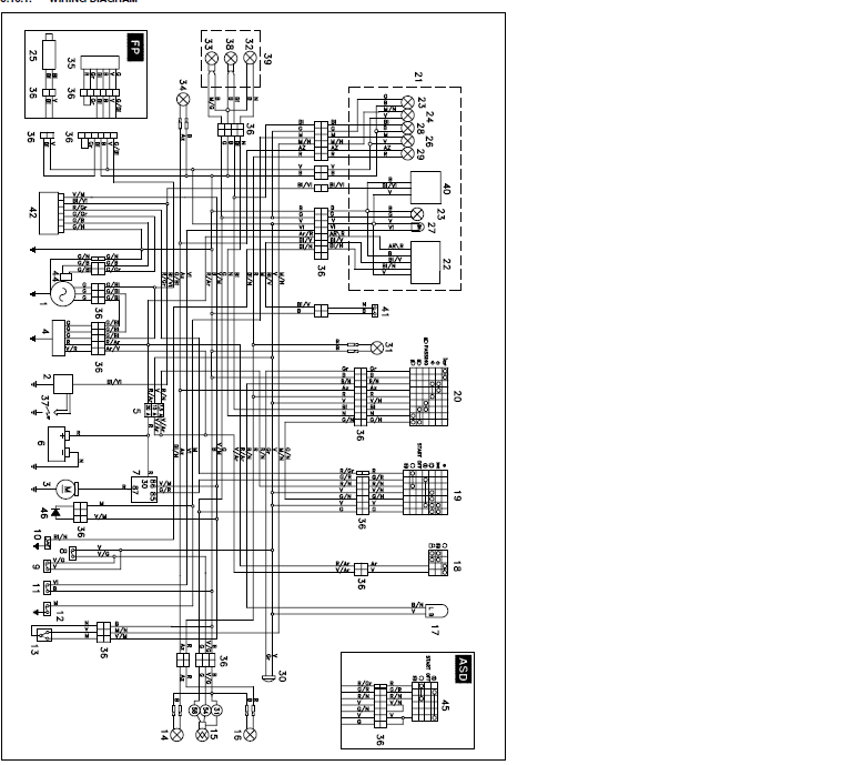 1982 honda express wiring diagram