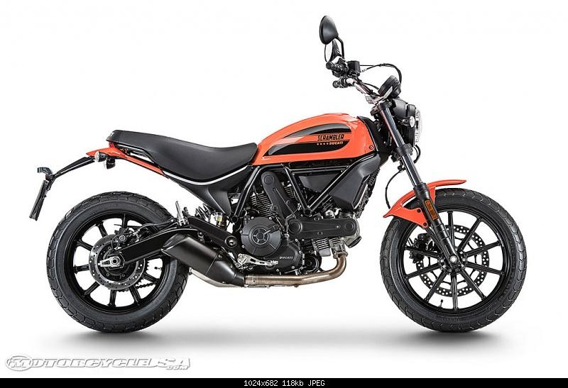 Name Ducati Scrambler Sixty2 5