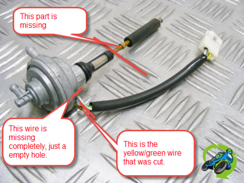 Fuel Level And Tachometer Electrical Wiring Questions