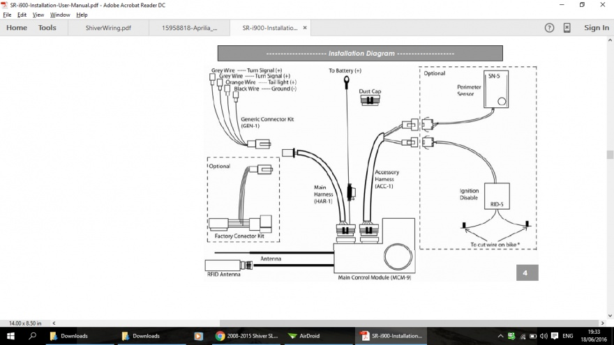 Need Help Wiring Alarm System