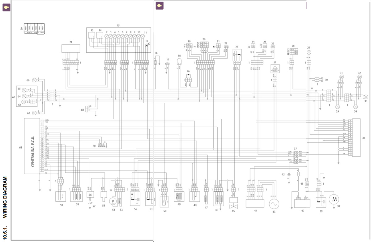 Aprilia Atlantic Sprint Immobiliser Af1 Wiring Diagram According To This Click Image For Larger Version Name Sprintwireforum Views 453 Size