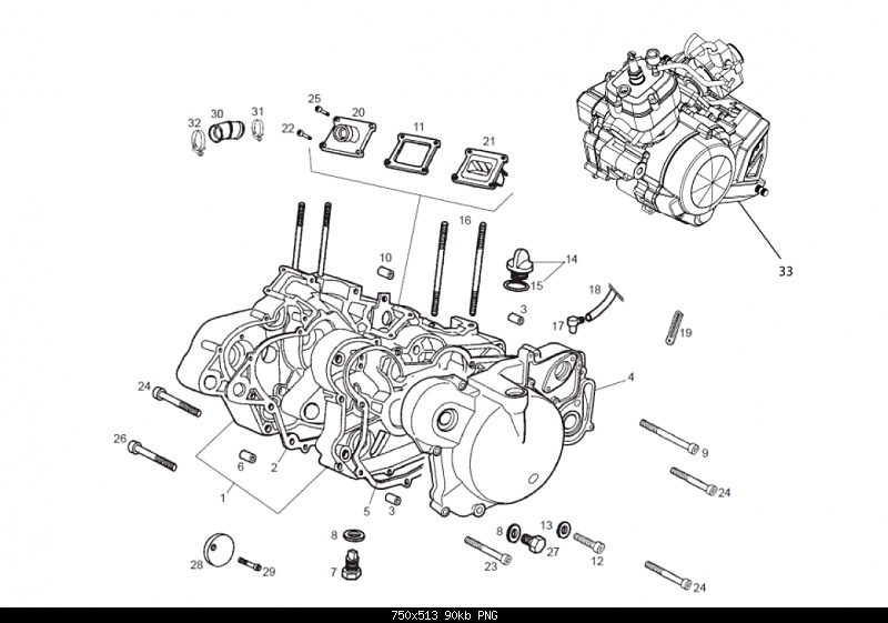 looking to buy brand new am6 engine