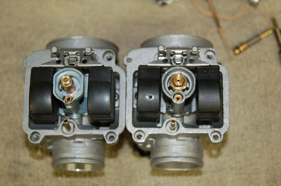 Chinese PWK Keihin 34mm carbs for £20 on ebay