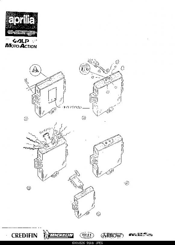 cdi wire restriction