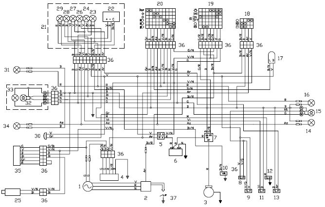 rotax 123 wiring diagram
