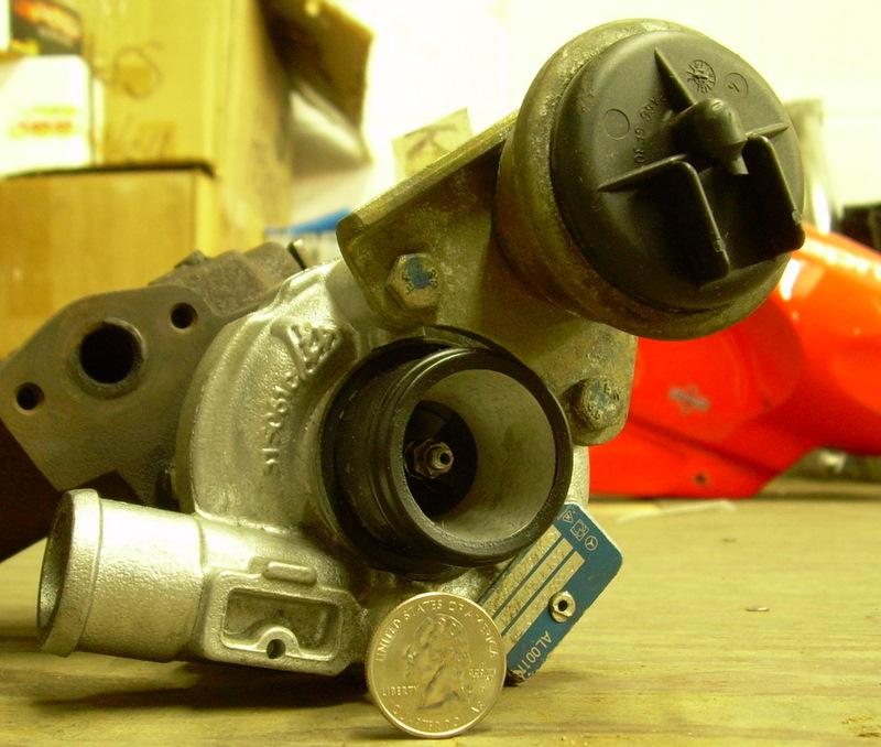 Turbo for Scooter
