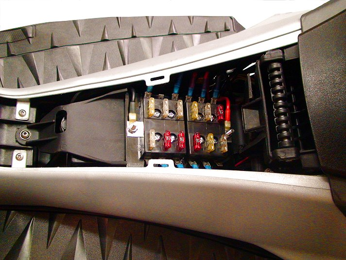 [ZTBE_9966]  Battery Wire Hookups on SR 50 Factory | Aprilia Rs 50 Fuse Box |  | Aprilia Forum