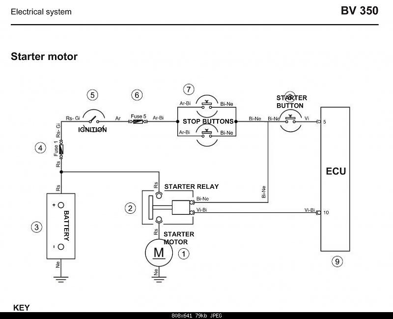 Click image for larger version.  Name:Starter Motor circuit.jpg Views:15 Size:79.0 KB ID:380241