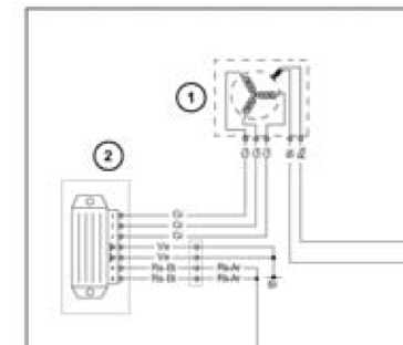 Where is the voltage regulator located?