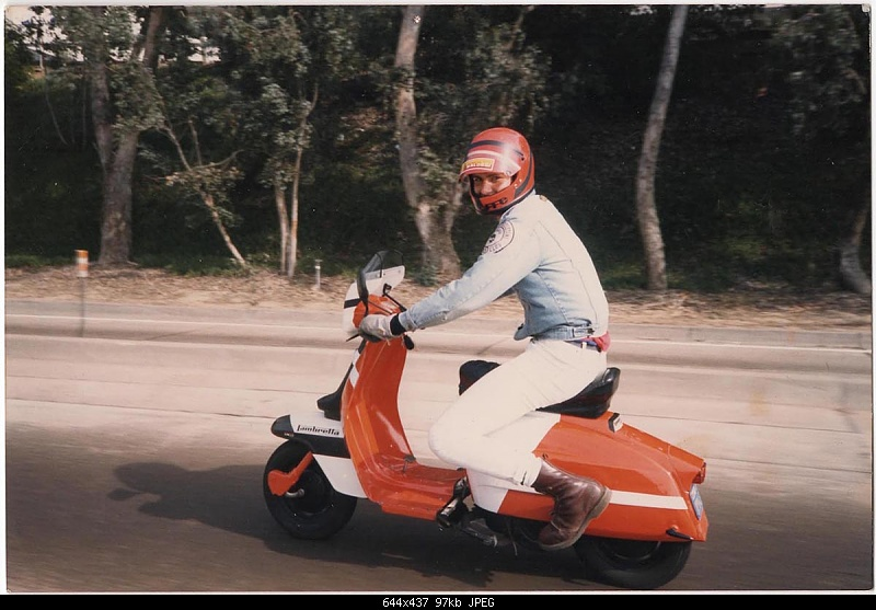 Click image for larger version.  Name:2nd Scooter Lambretta 150cc.jpg Views:7 Size:96.5 KB ID:388501